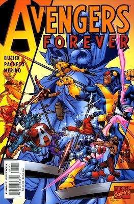 Avengers Forever (Comic Book) #11