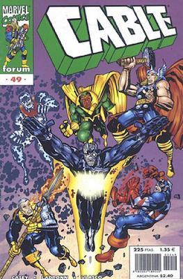 Cable Vol. 2 (1996-2000) (Grapa 24 pp) #49