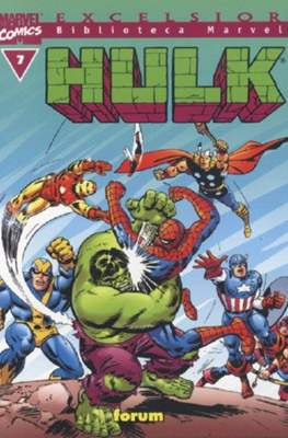 Biblioteca Marvel: Hulk (2004-2006) (Rústica 160 pp) #7