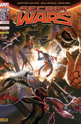 Secret Wars (Broché) #1