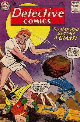 Detective Comics Vol. 1 (1937-2011; 2016-) (Comic Book) #278