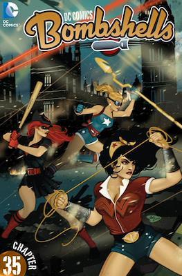DC Comics: Bombshells (Digital) #35