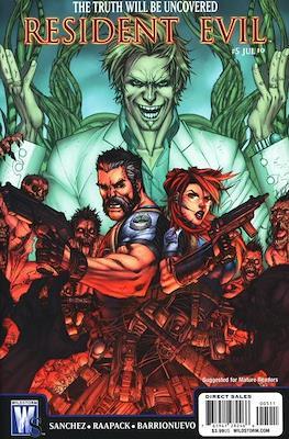 Resident Evil (Miniserie 6 números. Grapa. 24 Páginas) #5