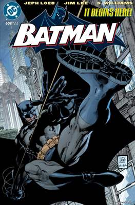 Batman Vol. 1 (1940-2011) (Comic Book) #608