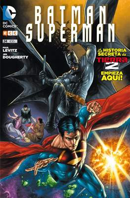 Batman / Superman. Nuevo Universo DC (Grapa) #24