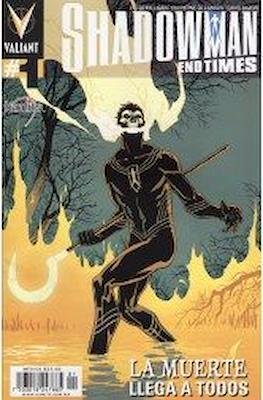 Shadowman End Times (Grapa) #1