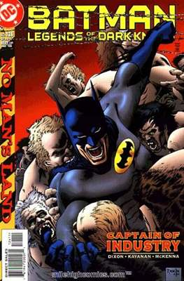 Batman: Legends of the Dark Knight Vol. 1 (1989-2007) (Comic Book) #124