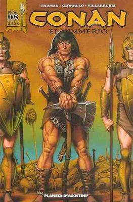 Conan el Cimmerio (Grapa 24-48-72 pp) #8