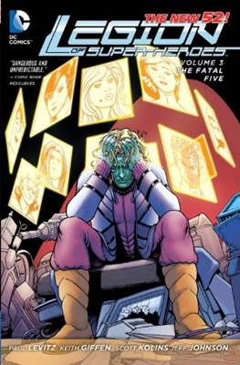 Legion of Super-Heroes Vol. 7 (2011-2013) (Softcover) #3