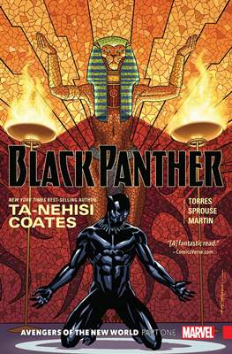 Black Panther (2016-2017) (Softcover 128-144-160 pp) #4