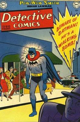 Detective Comics Vol. 1 (1937-2011; 2016-) (Comic Book) #163