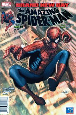 The Amazing Spider-Man (Grapas) #549