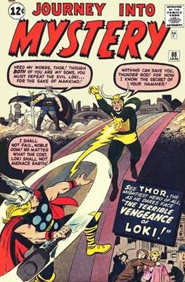 Journey into Mystery / Thor Vol 1 (Comic Book) #88
