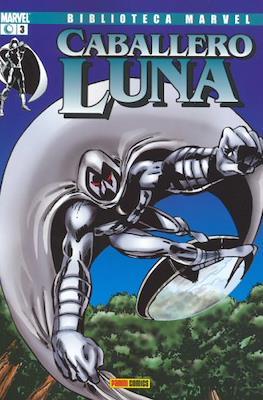 Biblioteca Marvel: El Caballero Luna (2007) #3