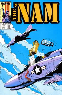 The 'Nam Vol 1 (Comic-book.) #19