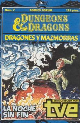 Dungeons and dragons. Dragones y mazmorras #7