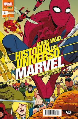 Historia del Universo Marvel (Edición especial) (Grapa 40 pp) #3