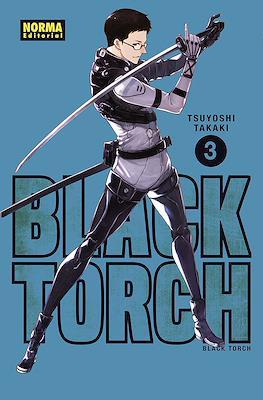 Black Torch (Rústica con sobrecubierta) #3
