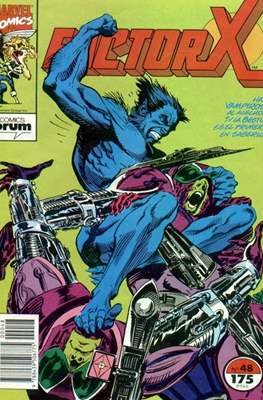 Factor-X Vol. 1 (1988-1995) (Grapa 32 pp) #48
