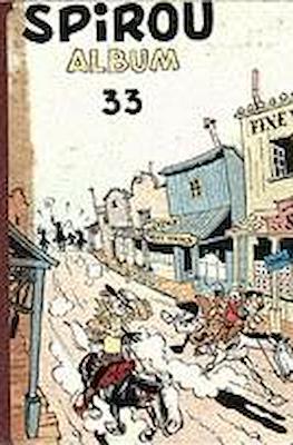 Spirou. Recueil du journal (Cartonné) #33