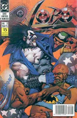 Lobo (Grapa, 28 páginas (1991-1992)) #2