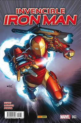 El Invencible Iron Man Vol. 2 (2011-) (Grapa - Rústica) #63
