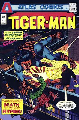 Tiger-Man (Grapa) #3