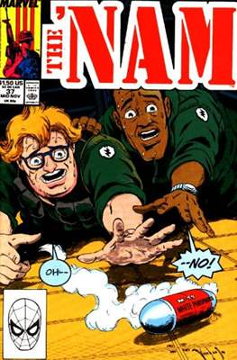 The 'Nam Vol 1 (Comic-book.) #37