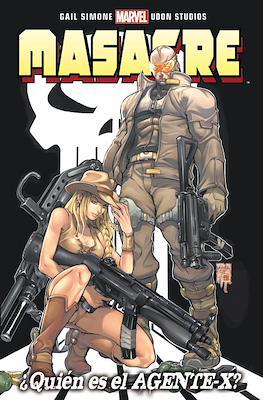 Masacre: ¿Quién es el Agente-X?