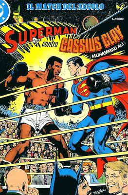Superman contro Cassius Clay (Muhammad Ali)