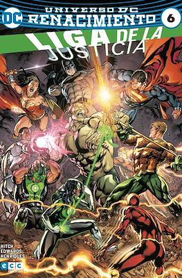 Liga de la Justicia (Rústica) #6