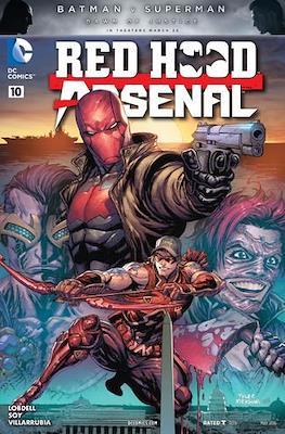 Red Hood / Arsenal (2015-2016) (Comic Book) #10
