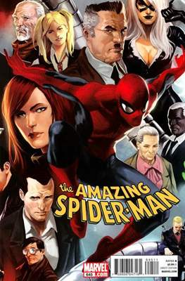 The Amazing Spider-Man Vol. 2 (1999-2014) (Comic-Book) #645