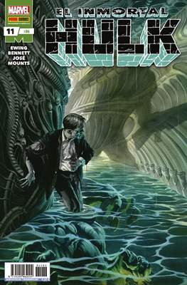 El Increíble Hulk Vol. 2 / Indestructible Hulk / El Alucinante Hulk / El Inmortal Hulk (2012-) (Comic Book) #86/11