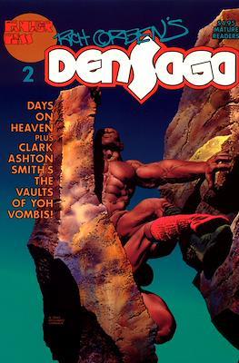 DenSaga (Rústica) #2