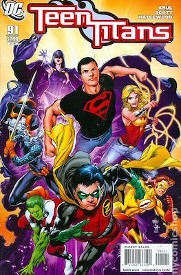 Teen Titans Vol. 3 (2003-2011 Variant Cover) (Comic Book) #91