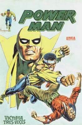 Power Man (Grapa 40 pp) #1