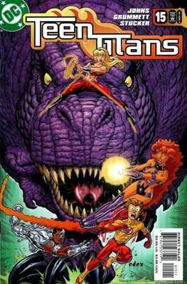 Teen Titans Vol. 3 (2003-2011) (Comic Book) #15