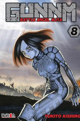 GUNNM - Battle Angel Alita (Rústica con Sobrecubierta) #8