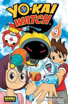 Yo-kai Watch (Rústica con solapas) #9