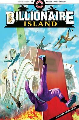 Billionaire Island #6