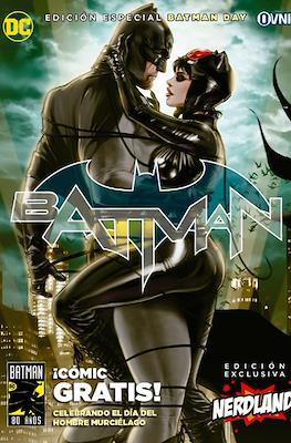 Edición Especial Batman Day (2019) Portadas Variantes (Grapa) #21