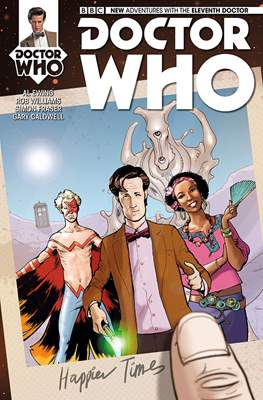 Doctor Who: The Eleventh Doctor (Comic Book) #15