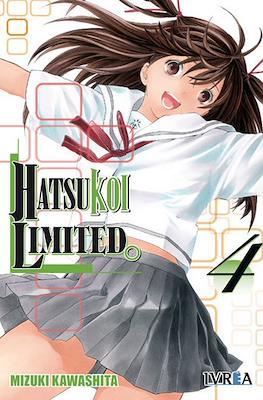 Hatsukoi Limited (Rústica con sobrecubierta) #4