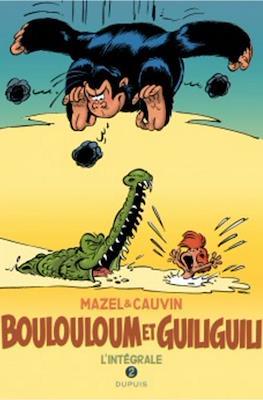 Boulouloum et Guiliguili (Intégrale Cartoné 372-368 pp) #2