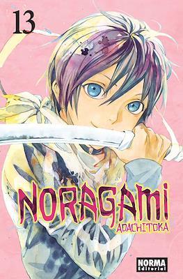 Noragami (Rústica con sobrecubierta) #13