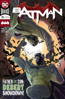 Batman Vol. 3 (2016-) (Comic-book) #74