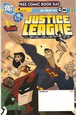 Justice League Unlimited - Free Comic Book Day