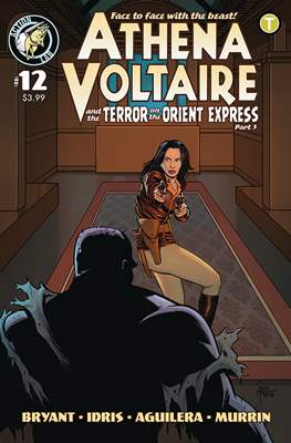 Athena Voltaire (Comic Book) #12