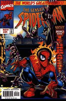 The Sensational Spider-Man (1996-1998) (Comic Book) #21